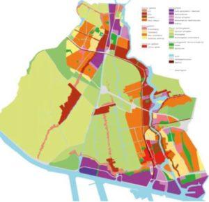 Bodembeoordelingskaart bodemonderzoek
